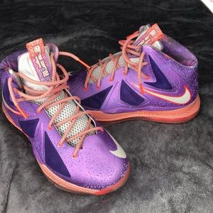 """lebron 10 all stars- """"extraterrestrial"""""""
